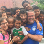Mike Craig volunteer in Honduras with his team